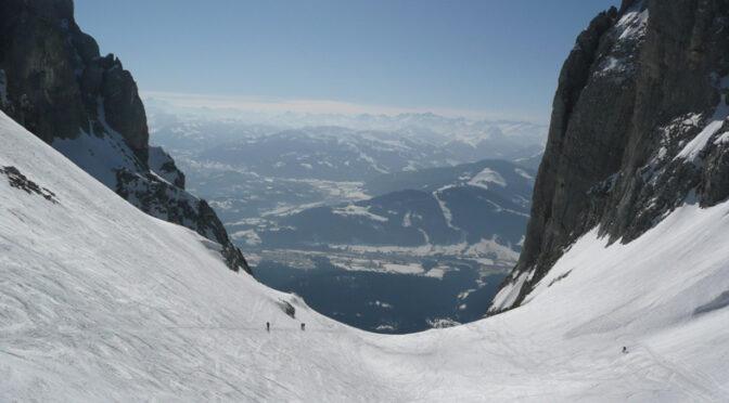 Klassiker: Skitour zum Ellmauer Tor / Kaisergebirge