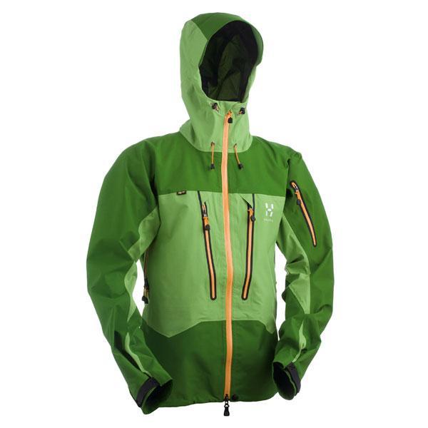 Haglöfs Spitz-Jacket – 3-lagen GoreTex-Hardshelljacke im Test