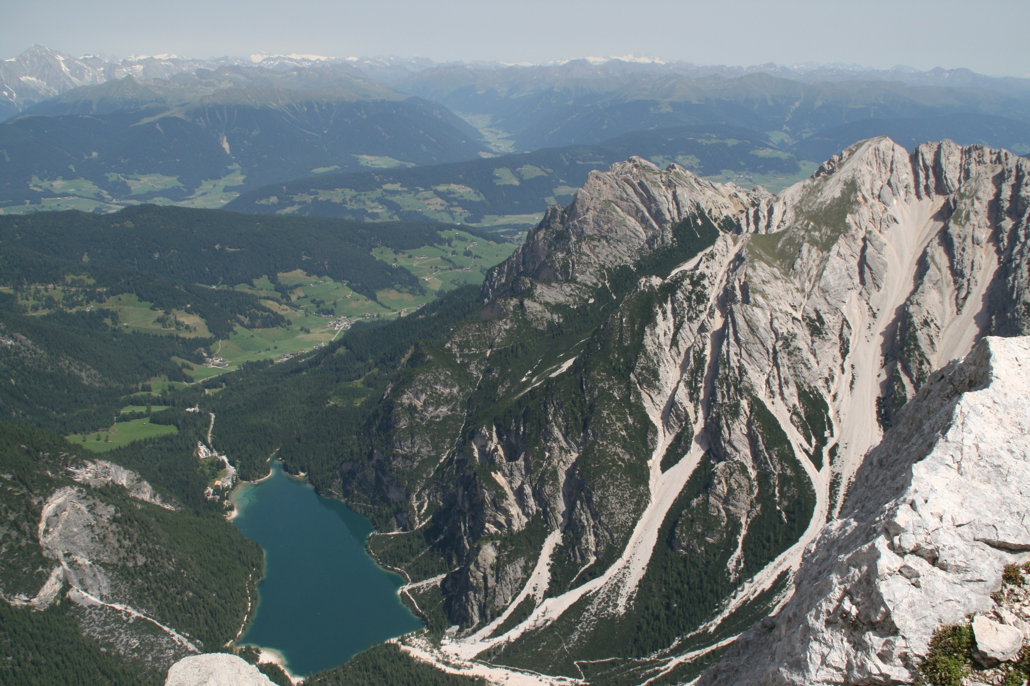 Herrstein, Pragser Wildsee, Seekofl, Gamsscharte