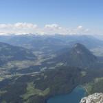 Hintersteiner See, Pölven und Söll