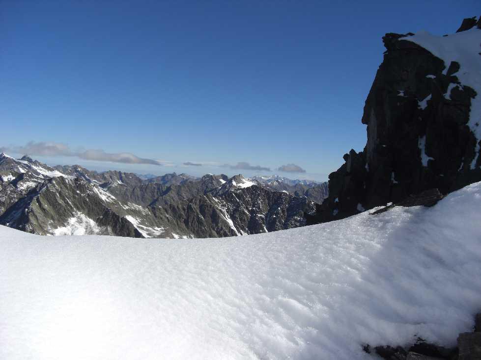 Schrankogel (3496 m) – eine wunderschöne Hochtour im Ötztal