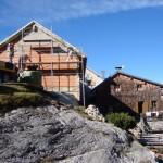 Coburger Hütte (Mieminger Kette) - Anbau