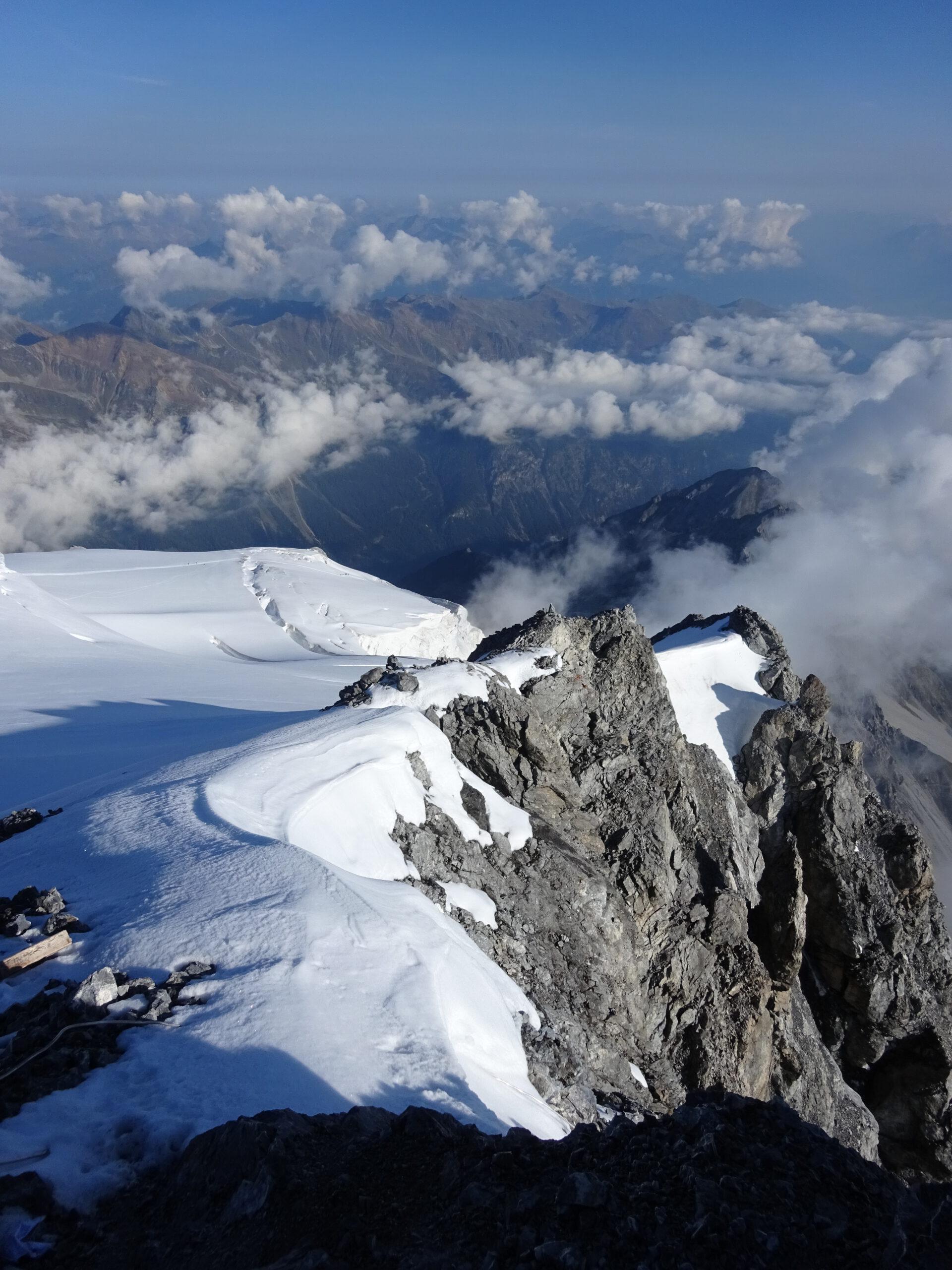 Gletscher Südtirol Ortler
