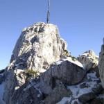 Kampenwand-Gipfel März 2011