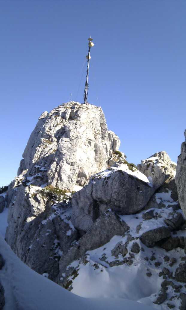 Video und Photos: von Aschau zur Kampenwand – 07.03.2011