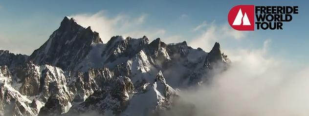 Video: Freeride World Tour in Fieberbrunn 2011