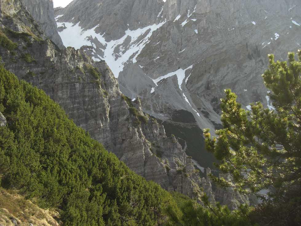 Gruttenhütte zum Ellmauer Tor - Jubiläumssteig