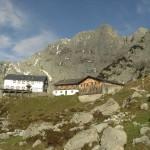 Gruttenhütte im Wilden Kaiser