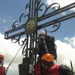 Gipfelkreuz Hohe Dock