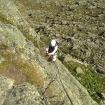 Klettersteig Silvapark - Galtür