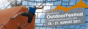Outdoor Festival 2011 im Olympiapark, München
