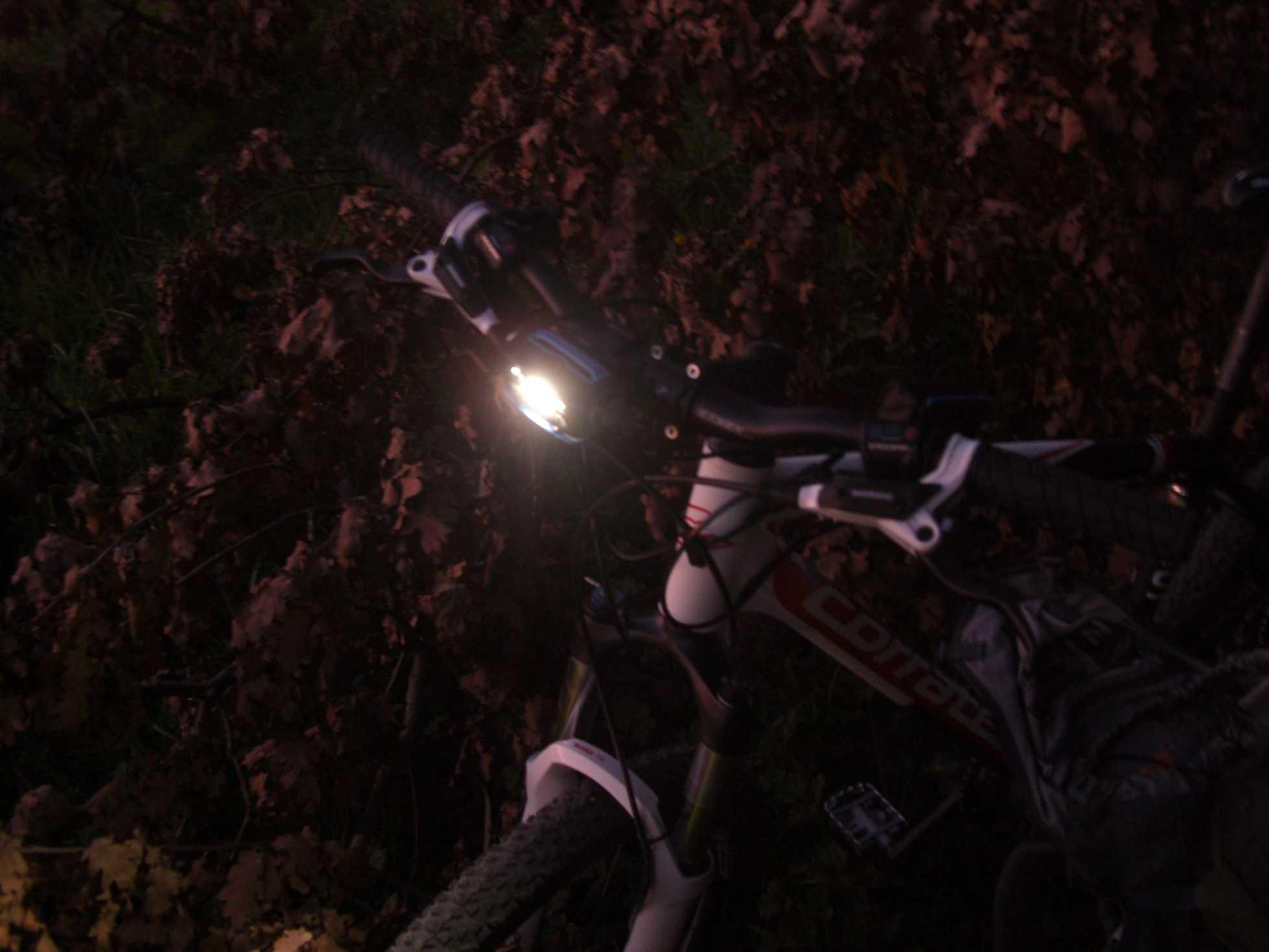 Silva Sprint am Bike
