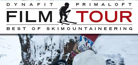 Extrem Skibergsteigen: europaweite Filmtour von Dynafit & Primaloft