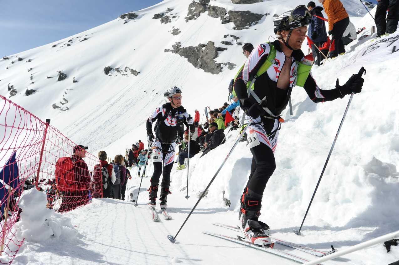 Skitourenrennen: Patrouille des Glaciers – Startplätze mit Dynafit