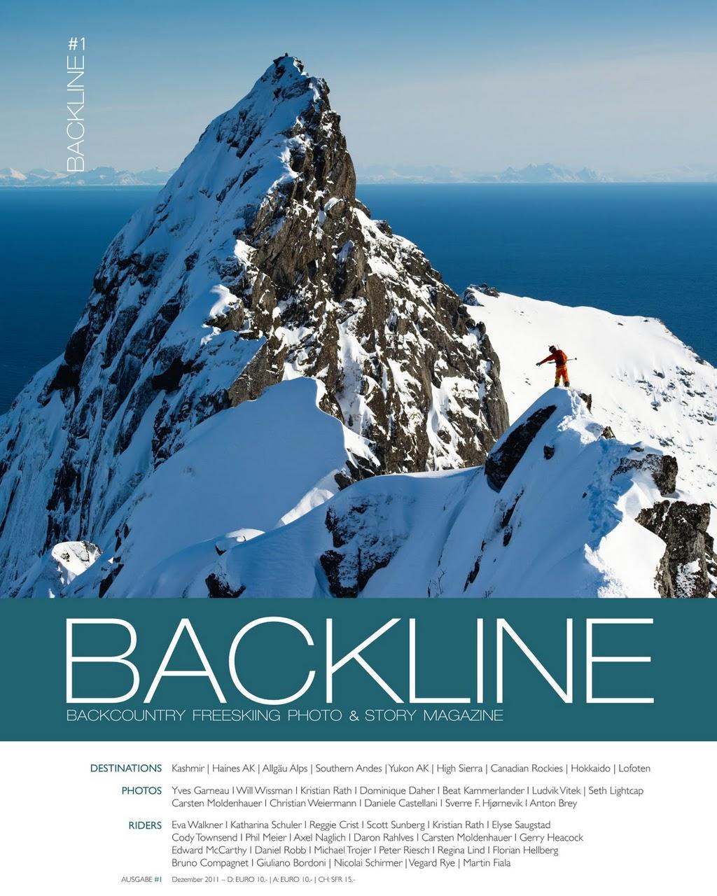 BACKLINE 2011 Gewinnspiel