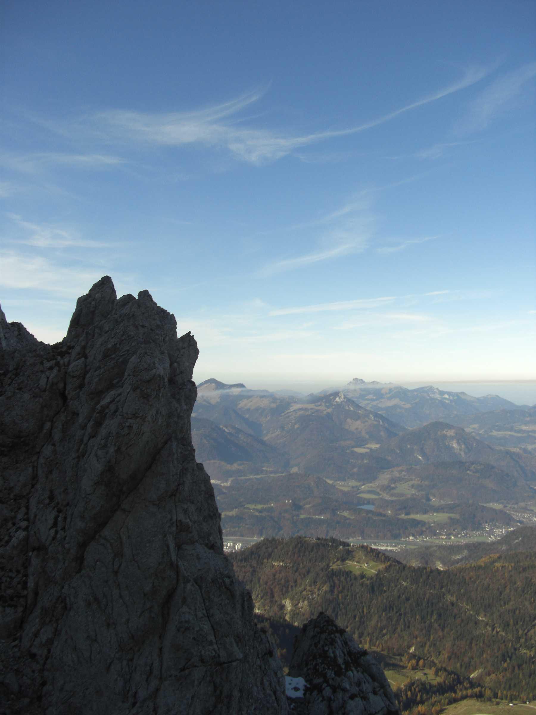Scheffauer, Alpenvorland, Inntal