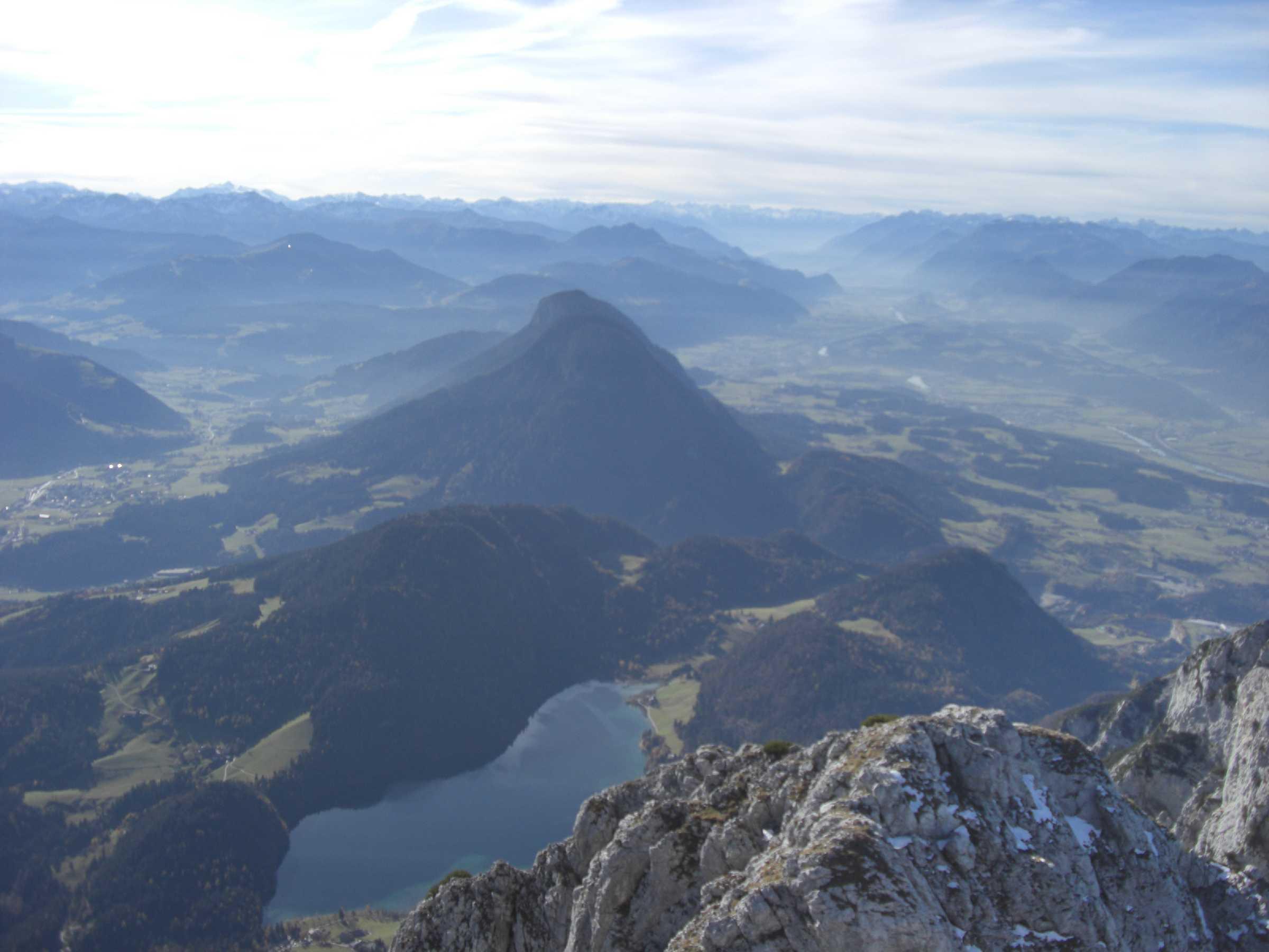 Scheffauer (Wilder Kaiser) – Kaindlhütte und Widauer Steig