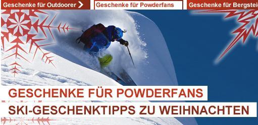 Skiausrüstung – große Auswahl reduzierter Artikel bei bergzeit.de