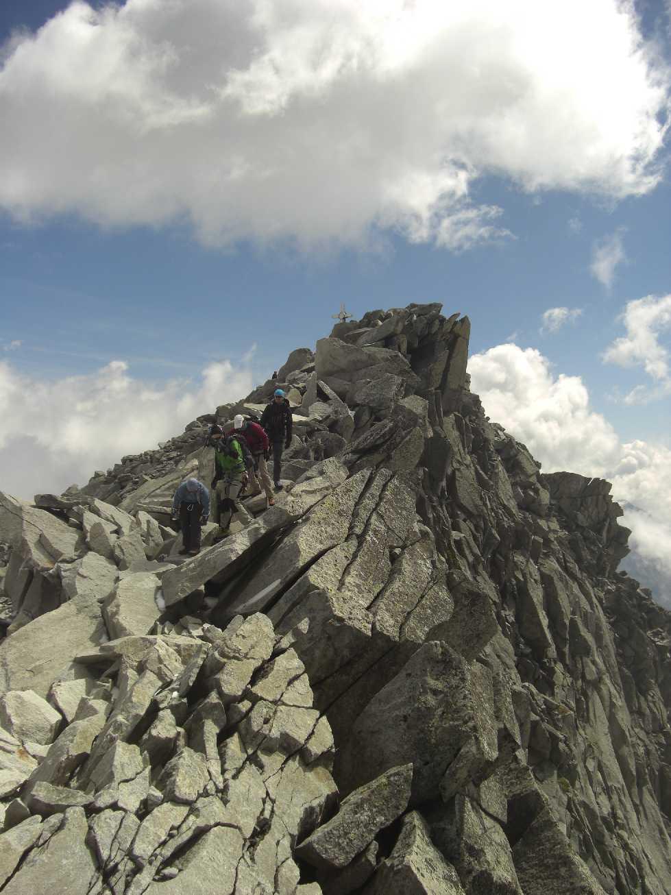 Hochtour: Schwarzenstein, Zillertal – herrliches Panorama, wenig schwer