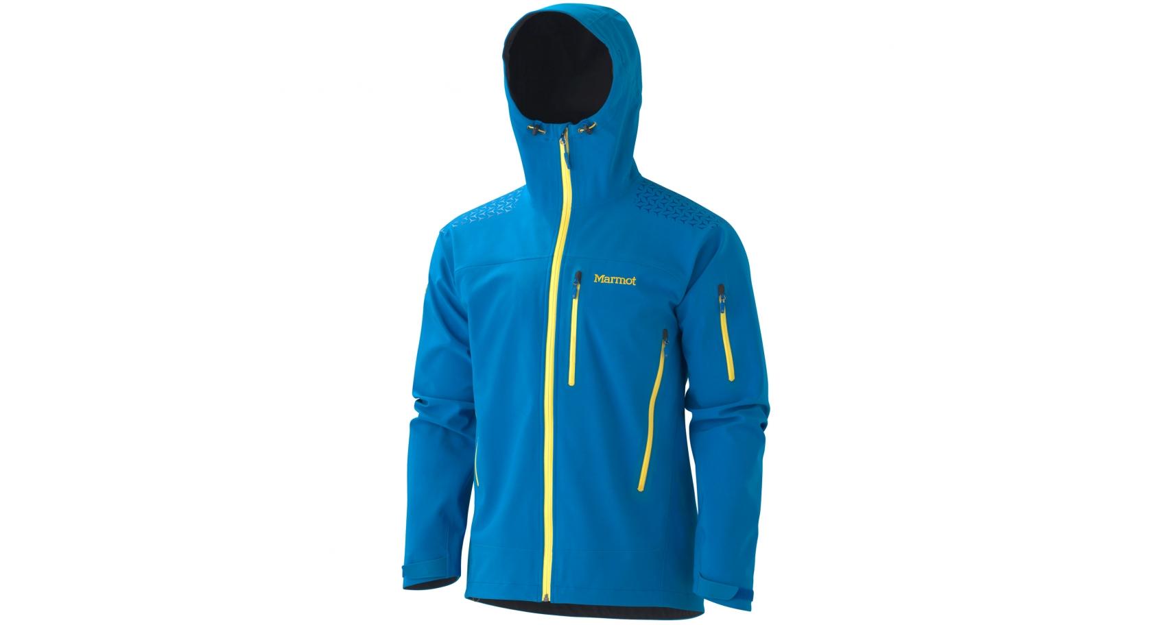 Testbericht: Softshell. Polartec. Marmot. – eine Jacke für den Winter?
