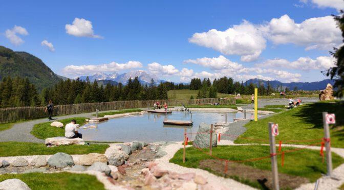 Timok´s Waldseilgarten und Spielplatz / Fieberbrunn