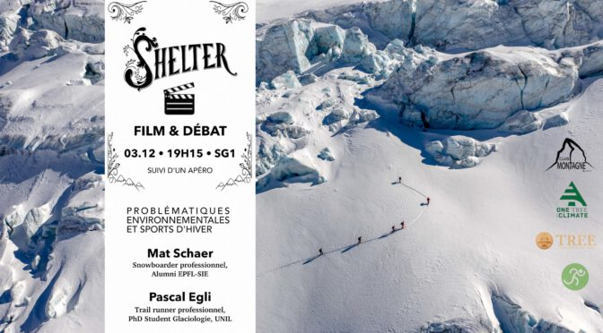 Shelter – Snowboard Film mit Freeride-Legende Jeremy Jones.