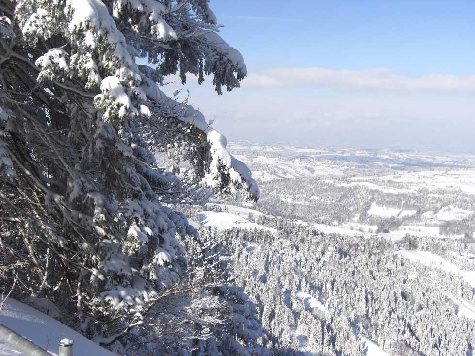 Skitour Sonnjoch & Imberg (Sonthofen & Oberstaufen)