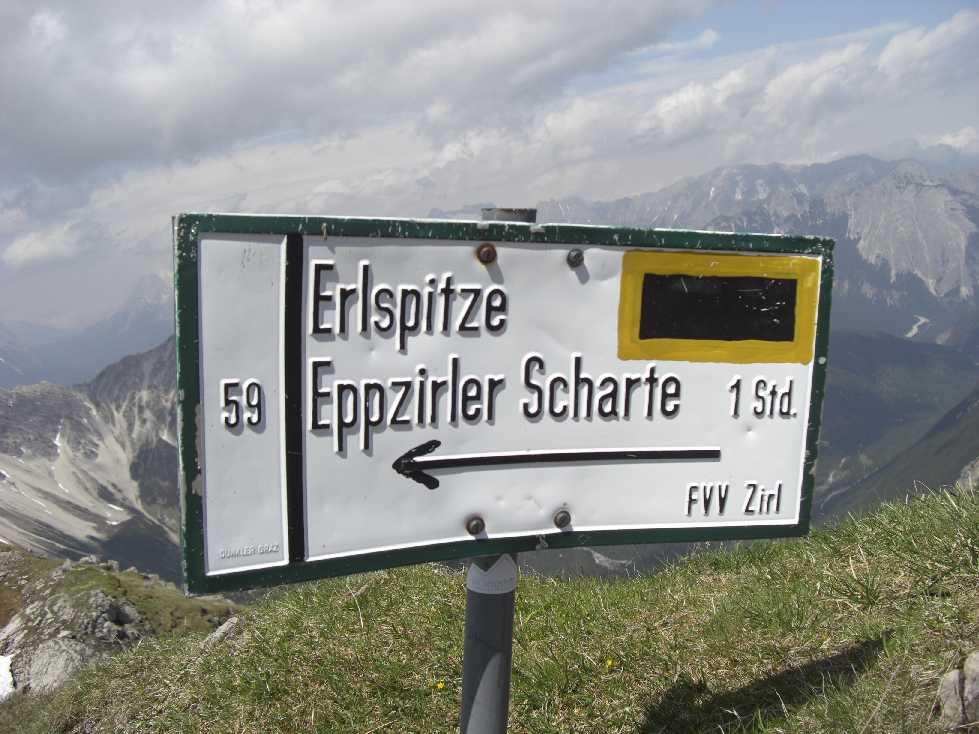 Bergtour mit Klettersteig zur Erlspitze (2404m), Karwendel