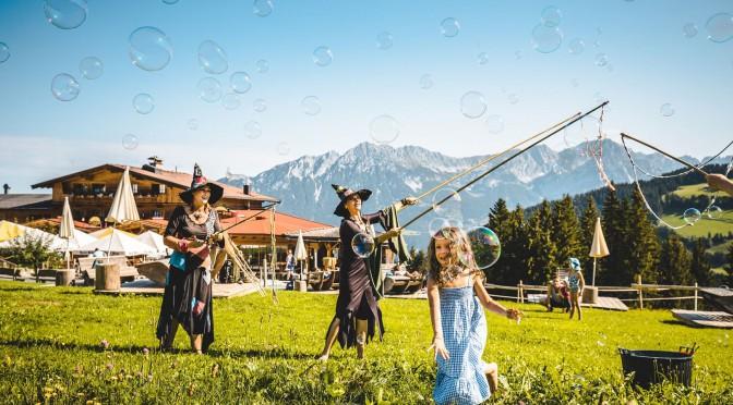 Hexenwasser in Söll (Wilder Kaiser) – Familienwanderung