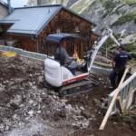 ^Coburger Hütte (Mieminger Kette) - Anbau