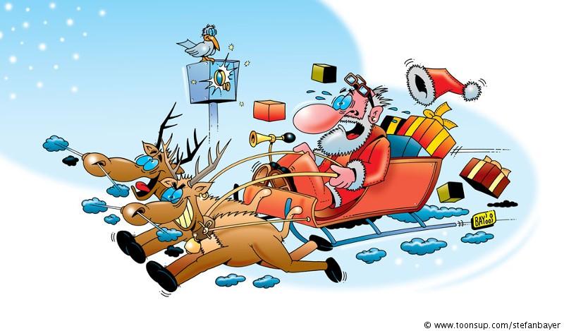 Frohe Weihnachten wünscht das Alpin Community Team
