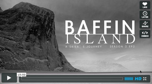 Baffin Island: A Skier's Journey EP2