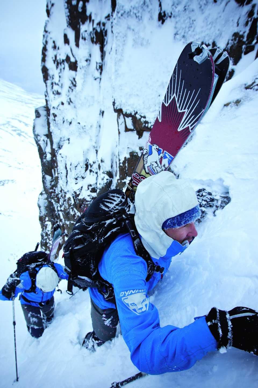 Presse: DYNAFIT eröffnet zweiten Skitourenlehrpfad in Garmisch-partenkirchen