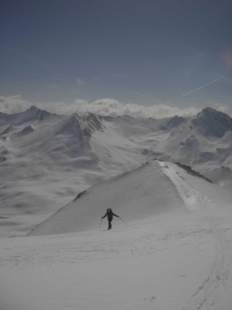 Skitouren rund um die Heidelberger Hütte (Silvretta, Österreich)