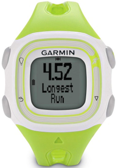 Neue GPS Uhren im Herbst 2012: Polar RC3 GPS, Garmin Fenix und Forerunner 10