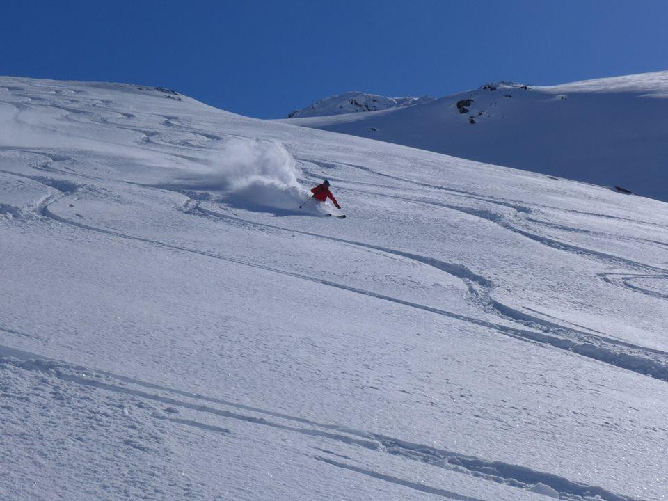 Simon Eger Ski Norway