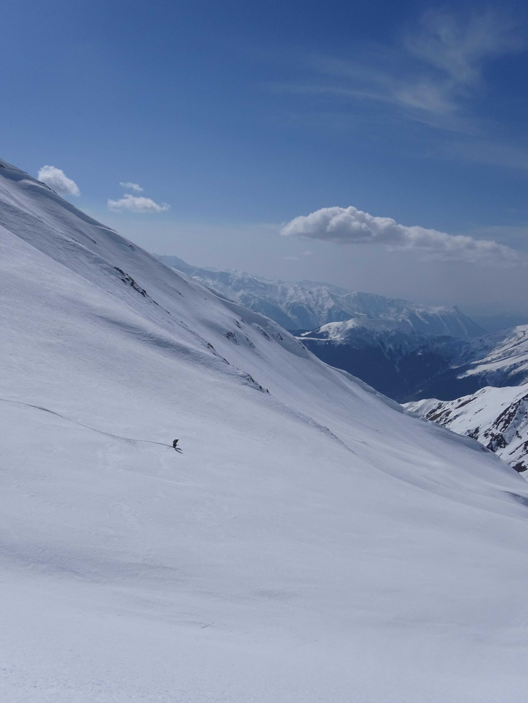 Georgien / Skitouren