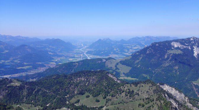 Scheffauer: Ein Klassiker im Kaisergebirge. Bergtour & Klettersteig.