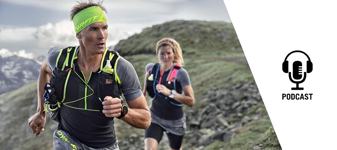 Trail Running Podcast von Dynafit